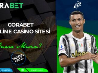 Gorabet Online Casino Sitesi