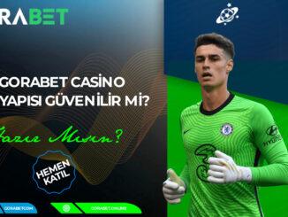 Gorabet Casino Altyapısı Güvenilir Mi?